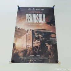Cine: PÓSTER DE LA PELÍCULA PENÍNSULA DE SANGHO YEON, CON GANG DONGWON Y LEE JUNGHYUN APROX 98CM X 68CM. Lote 293433383