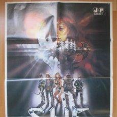 Cine: CARTEL CINE, SHE, SANDAHL BERGMAN, QUIN KESSLER, DAVID GOSS, 1983, C391. Lote 293600133