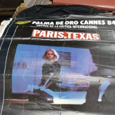 Cine: 1METRO 70 ORIGINAL PARIS.TEXAS FILM WIN WENDERS PALMA ORO CANNES 84 CB B 26.696. Lote 293637678