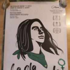 Cine: LA OLA VERDE - APROX 70X100 CARTEL ORIGINAL CINE (L93). Lote 293835733