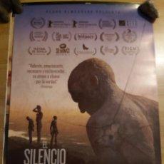 Cine: EL SILENCIO DE LOS OTROS - APROX 70X100 CARTEL ORIGINAL CINE (L93). Lote 293838938