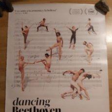 Cine: DANCING BEETHOVEN - APROX 70X100 CARTEL ORIGINAL CINE (L93). Lote 293949963