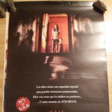 Cine: THE MESSENGERS - APROX 70X100 CARTEL ORIGINAL CINE (L48). Lote 294082328