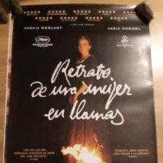 Cine: RETRATO DE UNA MUJER EN LLAMAS - APROX 70X100 CARTEL ORIGINAL CINE (L48). Lote 294096868