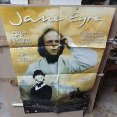 Cine: JANE EYRE WILLIAM HURT POSTER ORIGINAL 70X100 M325. Lote 294125323