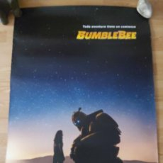 Cine: BUMBLEBEE - APROX 70X100 CARTEL ORIGINAL CINE (L94). Lote 294502083
