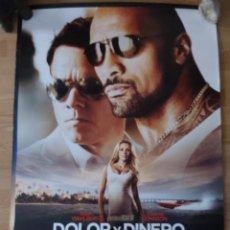 Cine: DOLOR Y DINERO - APROX 70X100 CARTEL ORIGINAL CINE (L94). Lote 294502878