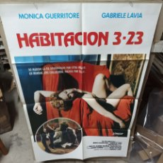 Cine: HABITACIÓN 3-23 POSTER ORIGINAL 70X100 M407. Lote 295286088