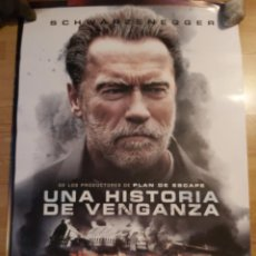 Cine: UNA HISTORIA DE VENGANZA - APROX 70X100 CARTEL ORIGINAL CINE (L94). Lote 295545893