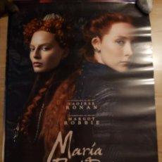 Cine: MARIA REINA DE ESCOCIA - APROX 70X100 CARTEL ORIGINAL CINE (L94). Lote 295546653