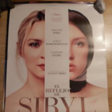 Cine: EL REFLEJO DE SIBYL - APROX 70X100 CARTEL ORIGINAL CINE (L94). Lote 295546828