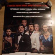 Cine: EL TRAIDOR - APROX 70X100 CARTEL ORIGINAL CINE (L94). Lote 295547088