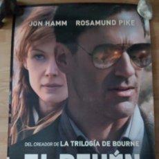 Cine: EL REHEN - APROX 70X100 CARTEL ORIGINAL CINE (L94). Lote 296741813