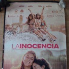 Cine: LA INOCENCIA - APROX 70X100 CARTEL ORIGINAL CINE (L94). Lote 296742493