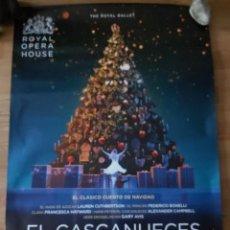 Cine: OPERA: EL CASCANUECES - APROX 70X100 CARTEL ORIGINAL CINE (L94). Lote 296743183