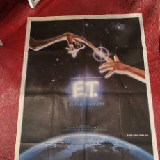 Cine: PÓSTER E. T EXTRATERRESTRE. Lote 296836283