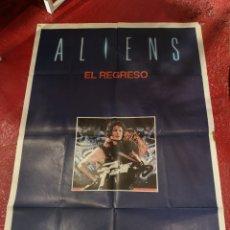 Cine: ALIENS EL REGRESO. Lote 296852313