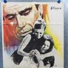 Cine: LAS BELLAS. ROBERT HOSSEIN, MARISA MELL. AÑO 1971 POSTER ORIGINAL. Lote 296853538