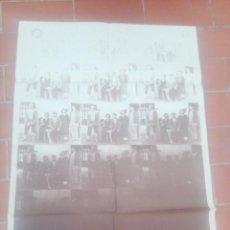 Cine: CARTEL DE CINE 70X 100 APROX MOVIE POSTER VER FOTO LOS SANTOS INOCENTES MARIO CAMUS AGATA LYS. Lote 297032978