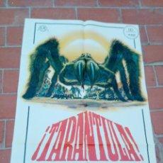 Cine: MOVIE POSTER CARTEL DE CINE ORIGINAL DE EPOCA 70X100 APROX VER FOTO TARANTULA KINGDOM OF THE SPIDERS. Lote 297160458