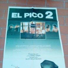 Cine: CARTEL DE CINE 70X 100 APROX MOVIE POSTER VER FOTO EL PICO 2 ELOY DE LA IGLESIA JOSE LUIS MANZANO. Lote 297176153