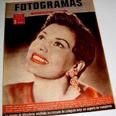 Cine: ANTIGUA REVISTA FOTOGRAMAS Nº 330 - MARZO 1955. Lote 826139