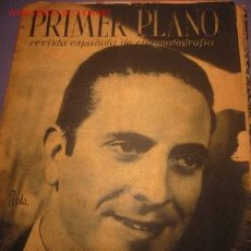 Cine: REVISTA CINEMATOGRAFICA PRIMER PLANO Nº 128 AÑO 1943. Lote 6786072