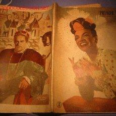 Cine: REVISTA CINEMATOGRAFICA PRIMER PLANO, AÑO 1948. Lote 6786078