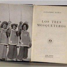 Cine: LOS TRES MOSQUETEROS.1949 - CON FOTOS. Lote 26648499
