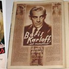 Cine: ANTIGUA REVISTA DE CINE CINEGRAMAS Nº 92 - 14 DE JUNIO 1936. Lote 915596