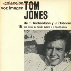 Cine: TOM JONES.TONY RICHARDSON. Lote 27567245