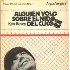 Cine: ALGUIEN VOLÓ SOBRE EL NIDO DEL CUCO. Lote 26594786