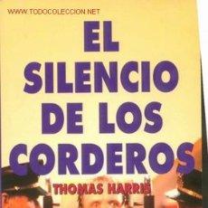 Cine: EL SILENCIO DE LOS CORDEROS. Lote 24668058