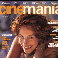 Cine: CINEMANIA. Lote 687786