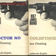 Cine: 007 JAMES BOND IAN FLEMING. Lote 27077065