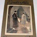 Cine: ANTIGUA REVISTA DE CINE POPULAR FILM Nº 48 - JUNIO 1927. Lote 900501