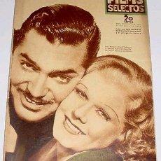 Cine: ANTIGUA REVISTA DE CINE FILMS SELECTOS Nº 297 - JUNIO 1936. Lote 1002417