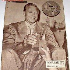 Cine: ANTIGUA REVISTA CINE EN 7 DIAS Nº 6 20 DE MAYO DE 1961. Lote 904868