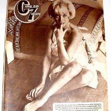 Cine: ANTIGUA REVISTA CINE EN 7 DIAS Nº 198 - 23 DE ENERO DE 1965. Lote 968619