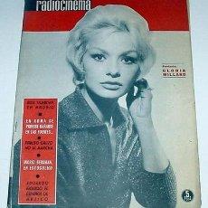 Cine: ANTIGUA REVISTA RADIOCINEMA Nº 497 - SEPTIEMBRE 1961. Lote 867083