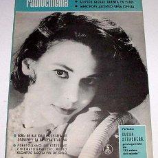 Cine: ANTIGUA REVISTA RADIOCINEMA Nº 503 - NOVIEMBRE 1961. Lote 942026