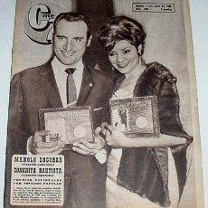Cine: ANTIGUA REVISTA CINE EN 7 DIAS Nº 260 - 2 ABRIL 1966. Lote 957378