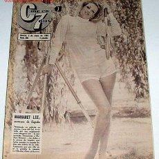 Cine: ANTIGUA REVISTA CINE EN 7 DIAS Nº 265 - 7 MAYO 1966. Lote 852508