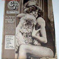 Cine: ANTIGUA REVISTA CINE EN 7 DIAS Nº 271 - 18 JUNIO 1966. Lote 957373