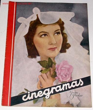 ANTIGUA REVISTA CINEGRAMAS Nº 66 - DICIEMBRE 1935 (Cine - Revistas - Cinegramas)