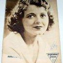 Cine: ANTIGUA REVISTA DE CINE - POPULAR FILM Nº 196 - MAYO 1930 - BARCELONA - 20 PAGINAS. Lote 817915