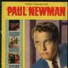 Cine: PAUL NEWMAN. COLECCIÓN CINECOLOR Nº24. Lote 24188199