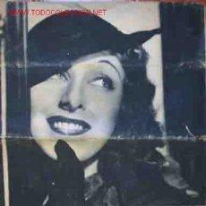 Cine: POPULAR FILM. Nº 544 AÑO XII 28 ENERO 1937. Lote 22839706