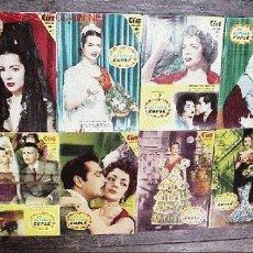 Cine: LA PELICULA EL ULTIMO CUPLE SARA MONTIEL, EN 8 FASCICULOS, AÑO 1958. Lote 108868676