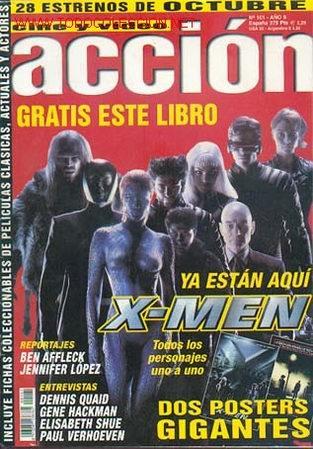 ACCION - Nº 101 (Cine - Revistas - Acción)